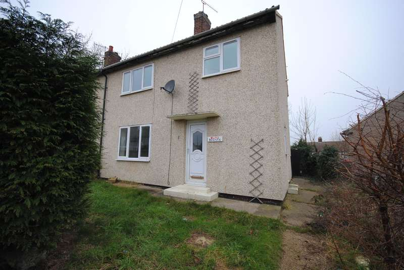 3 Bedrooms Semi Detached House for sale in Hereford Drive, Brimington, Chesterfield, S43 1DT