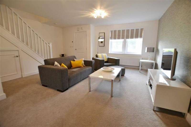 3 Bedrooms Detached Bungalow for sale in The Hallows, Burnley, Lancashire