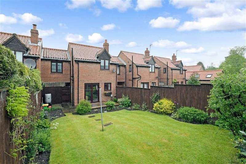 3 Bedrooms Mews House for sale in Wigby Close, Burton Leonard, North Yorkshire