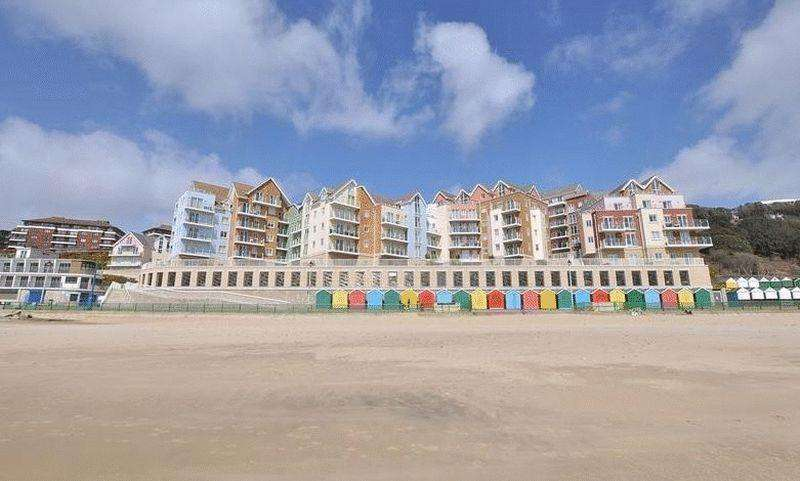 2 Bedrooms Ground Flat for sale in Honeycombe Chine, Boscombe Spa, Bournemouth