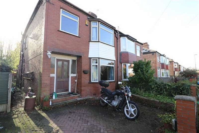 3 Bedrooms Semi Detached House for sale in Claridge Road, Chorlton, Manchester, M21