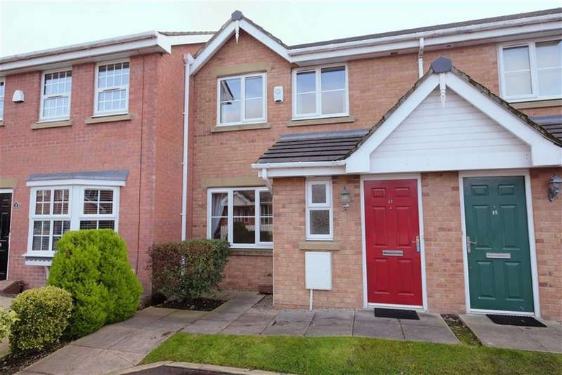 3 Bedrooms Terraced House for sale in Albermarle Road, Lytham Quays, Lytham