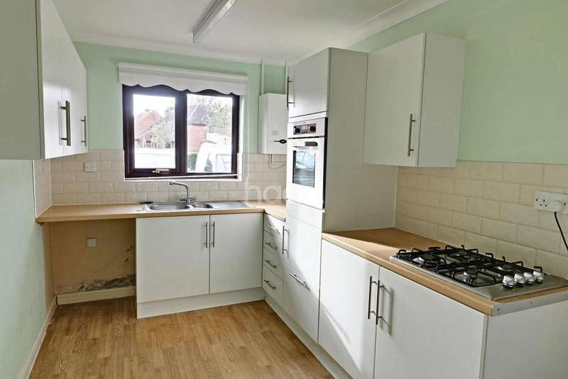 2 Bedrooms Bungalow for sale in Home Meadow