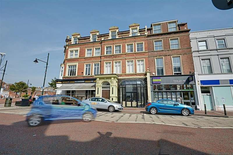 2 Bedrooms Flat for sale in Devonshire Road, Bexhill-On-Sea