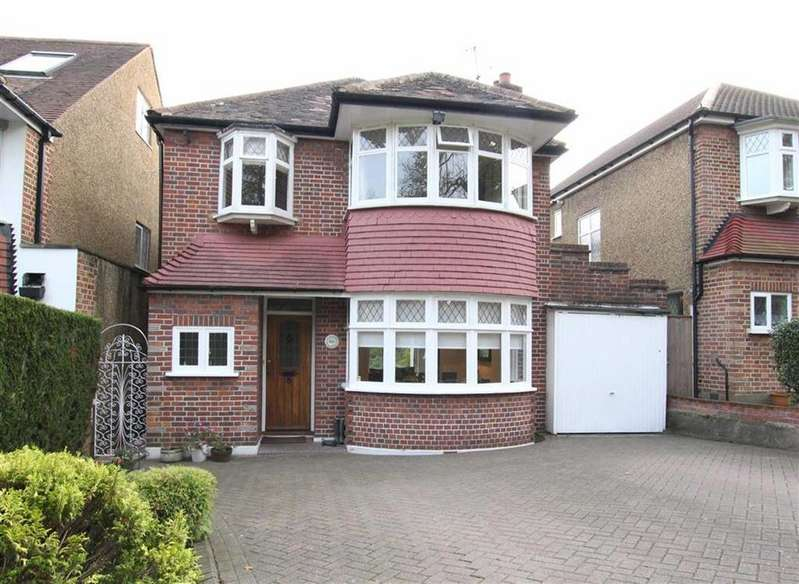 3 Bedrooms Detached House for sale in Coppice Walk, Totteridge, London