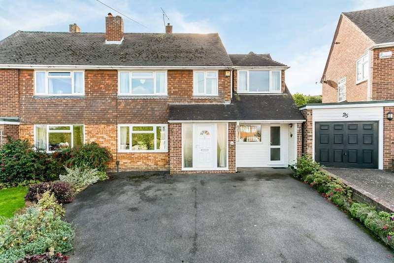 4 Bedrooms Semi Detached House for sale in Oakwood Rise, Tunbridge Wells