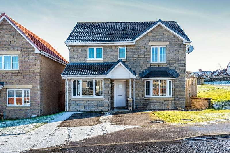 4 Bedrooms Detached House for sale in Woodlands Close, Westhill, Inverness, IV2