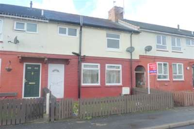 3 Bedrooms Terraced House for rent in Beatrice Avenue, Bebington