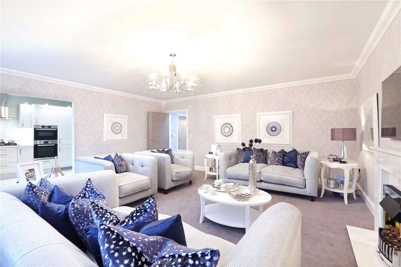 3 Bedrooms Barn Conversion Character Property for sale in Maryland Place, Townsend Drive, St Albans, Hertfordshire, AL3