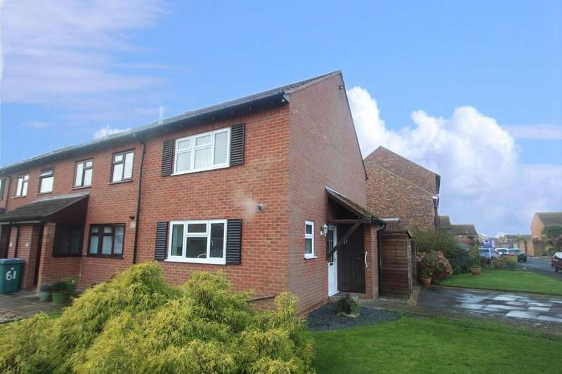 3 Bedrooms End Of Terrace House for sale in Wakehurst Place, Rustington