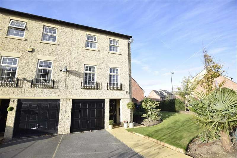 4 Bedrooms Town House for sale in Heathcote Close, Wooley Grange, Wooley Grange, S75