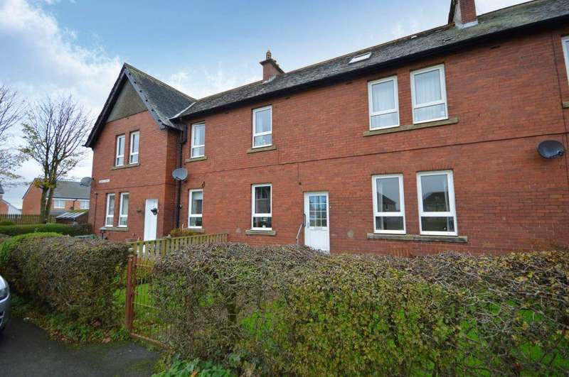 2 Bedrooms Ground Flat for sale in 3 Blairhill Avenue, Kirkintilloch, Glasgow, G66 3LB