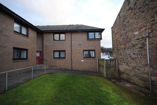 1 Bedroom Flat for sale in 3 Bernards Court, Lanark, ML11 7JZ
