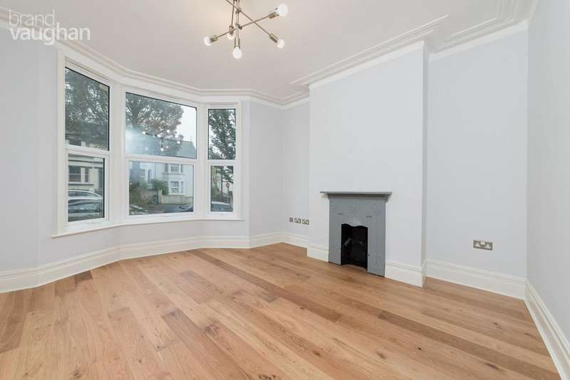 3 Bedrooms Terraced House for sale in Elm Grove, Brighton, BN2
