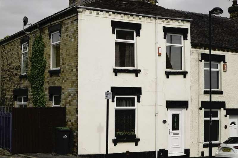 3 Bedrooms Terraced House for sale in St. Lukes Street, Stoke-On-Trent, ST1