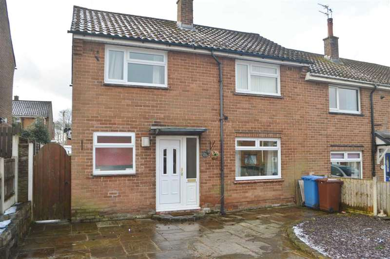 3 Bedrooms Semi Detached House for sale in St. Gregory's Place, Chorley