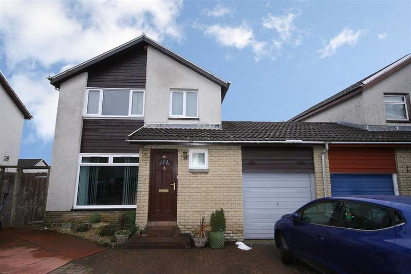 3 Bedrooms Detached House for sale in Hamilton Crescent, Falkirk