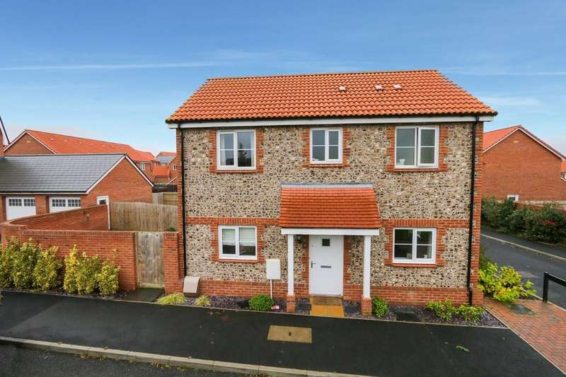 3 Bedrooms Detached House for sale in Copseclose Lane, Cranbrook