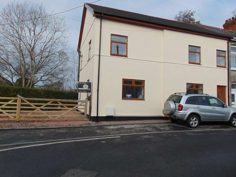 6 Bedrooms Semi Detached House for sale in Maescanner Road, Llanelli