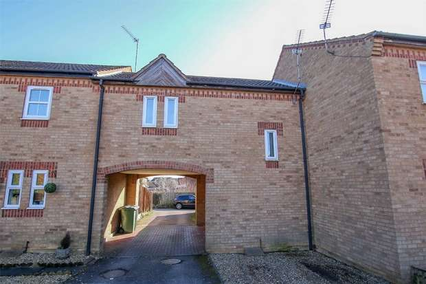 1 Bedroom Terraced House for sale in 12 Draycote Close, King's Lynn