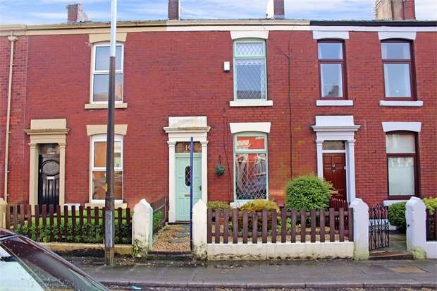2 Bedrooms Terraced House for sale in Broomfield Place, Blackburn, Lancashire