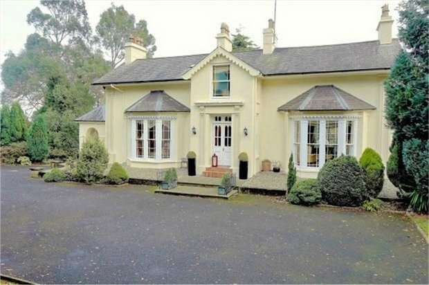 4 Bedrooms Detached House for sale in Whitlas Brae, Larne, County Antrim