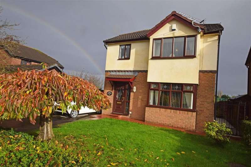 3 Bedrooms Detached House for sale in Boothroyden Road, Blackley, Manchester