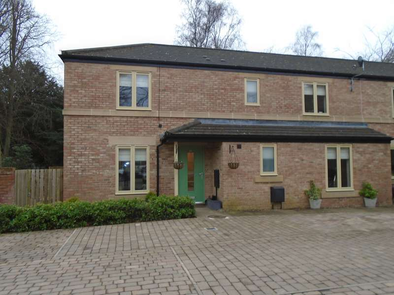 4 Bedrooms House for rent in Micklewood Close, Longhirst, Morpeth
