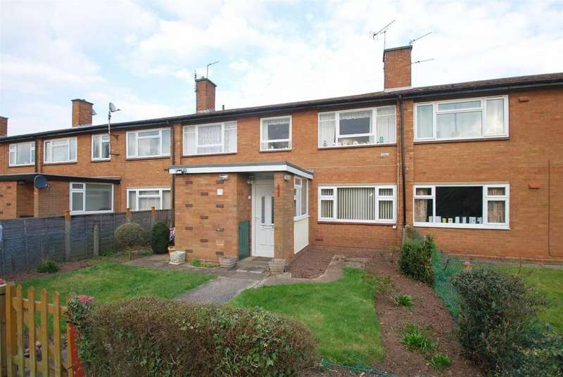2 Bedrooms Flat for sale in Burton Road, Whittington