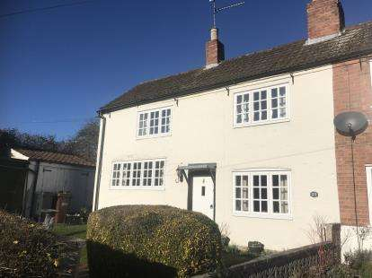 2 Bedrooms Terraced House for sale in Main Street, Lambley, Nottingham
