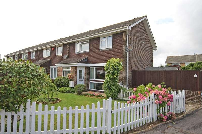 3 Bedrooms End Of Terrace House for sale in Yew Lane, Ashley, New Milton