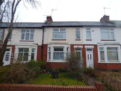3 Bedrooms Terraced House for sale in Chesterton Road, Radford, Coventry, West Midlands