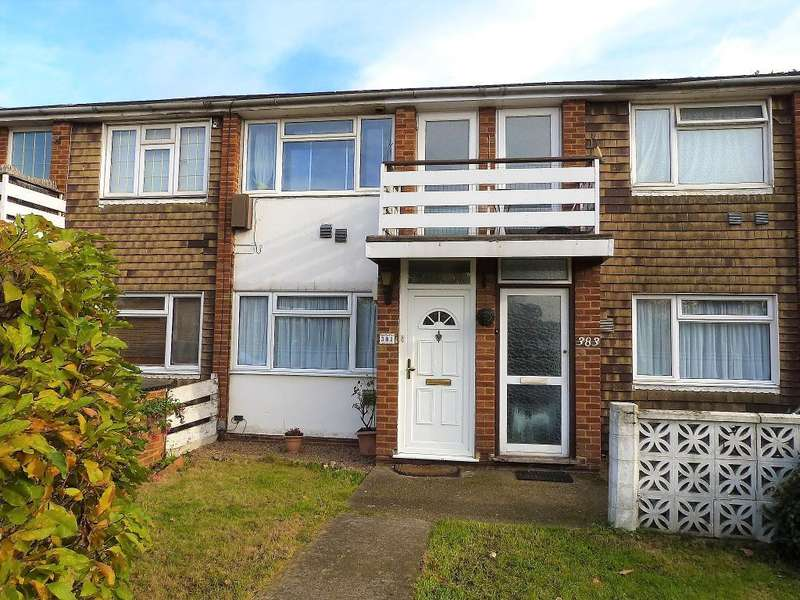 2 Bedrooms Maisonette Flat for sale in High Street, Harlington, UB3 5DH