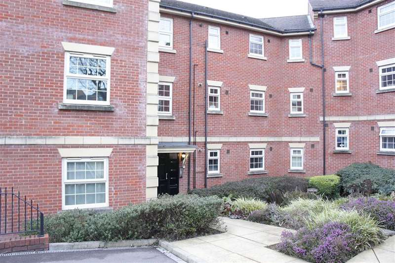 2 Bedrooms Apartment Flat for sale in Kirkby View, Gleadless, Sheffield, S12 2NB