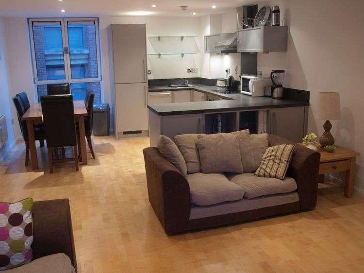 2 Bedrooms Flat for rent in One Fletcher Gate Nottingham