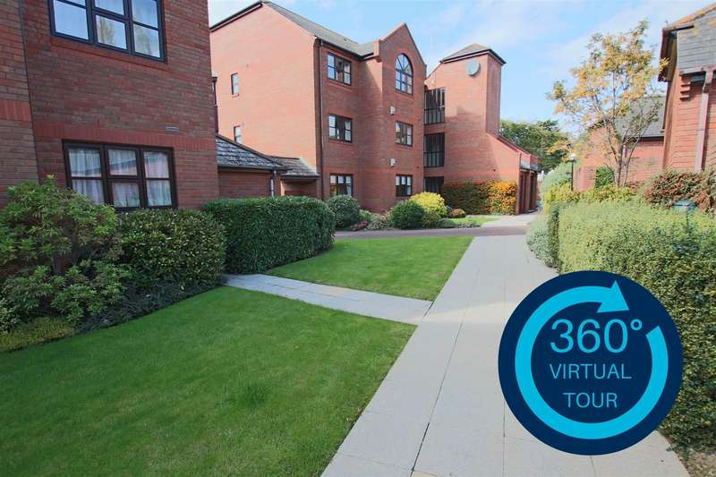 3 Bedrooms Ground Flat for sale in Old Mill Close, St Leonards, Exeter