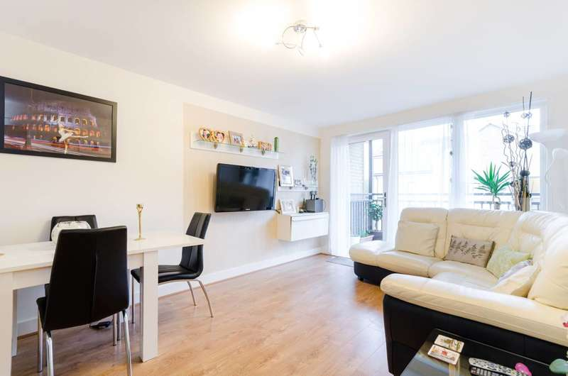 2 Bedrooms Flat for sale in Watson Place, South Norwood, SE25