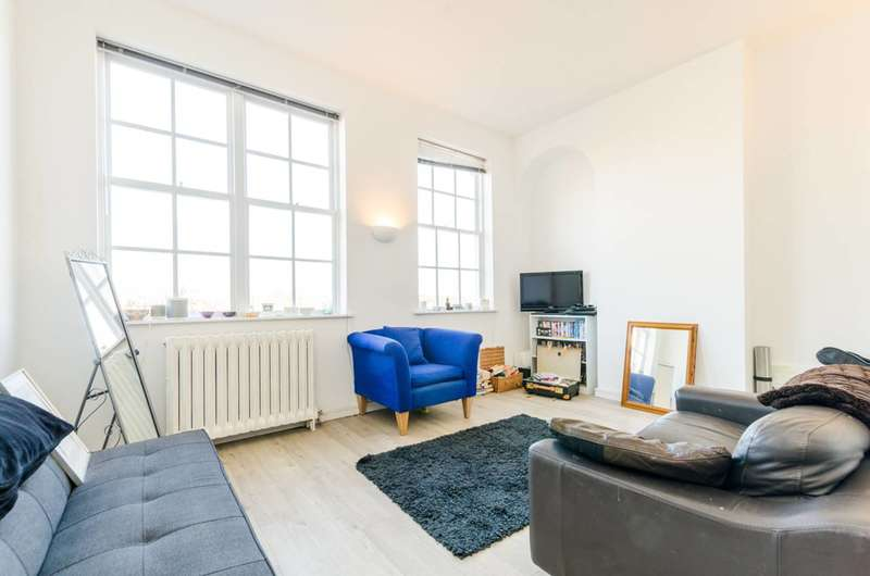 2 Bedrooms Flat for sale in Alpha House, Brixton, SW4