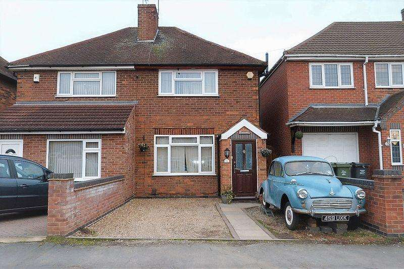 3 Bedrooms Semi Detached House for sale in Sandiacre Drive Thurmaston