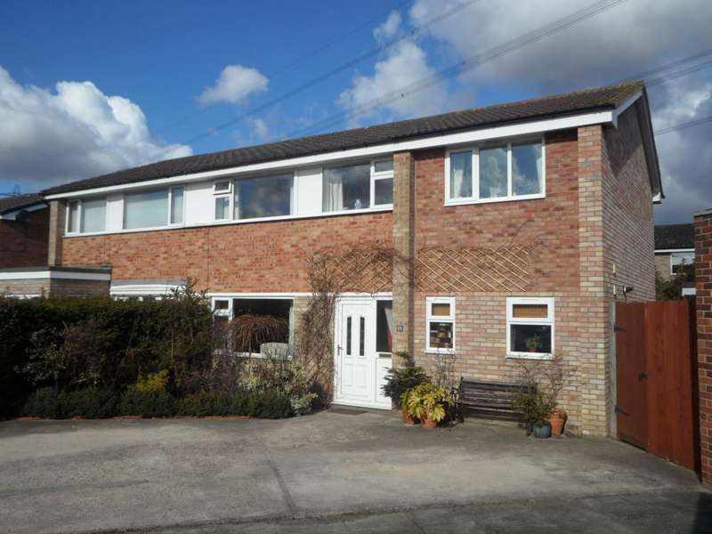 4 Bedrooms Semi Detached House for sale in Debruse Avenue, Yarm, Stockton-On-Tees