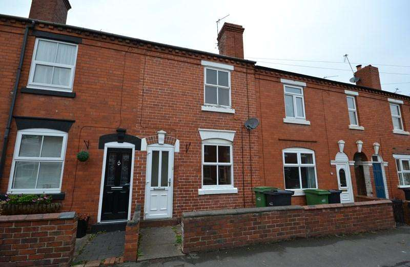 2 Bedrooms Terraced House for sale in Wheeler Street, Stourbridge