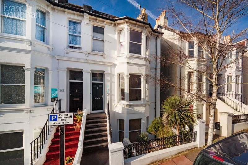 5 Bedrooms Semi Detached House for sale in Havelock Road, Brighton, BN1