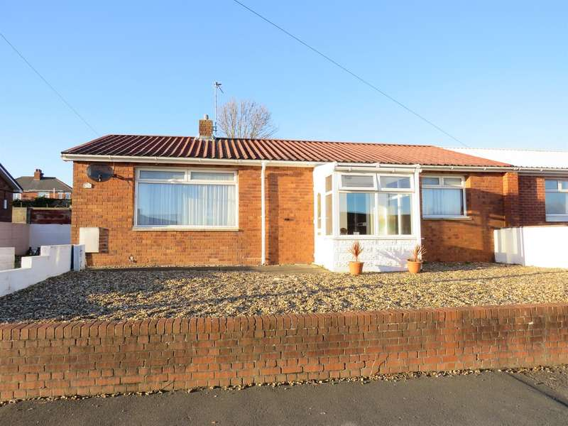 3 Bedrooms Semi Detached House for sale in Pardoe Crescent, Barry