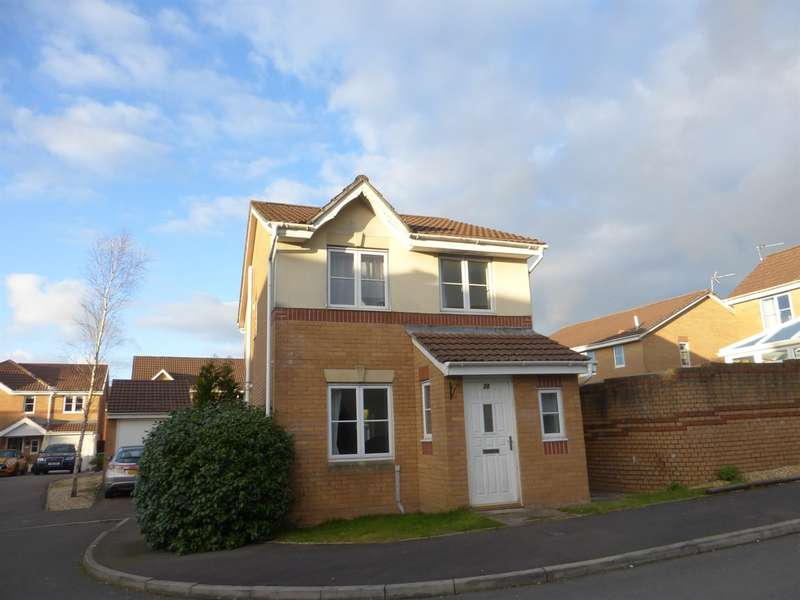3 Bedrooms Detached House for sale in Colliers Avenue, Llanharan, Pontyclun