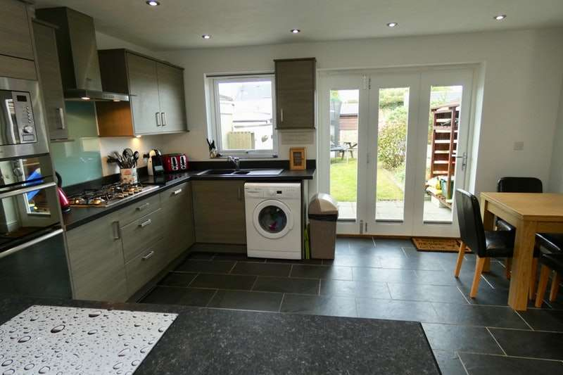 3 Bedrooms End Of Terrace House for sale in Bosorne Road, Penzance, Cornwall, TR19