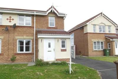 4 Bedrooms Semi Detached House for rent in Telford Drive, WA9