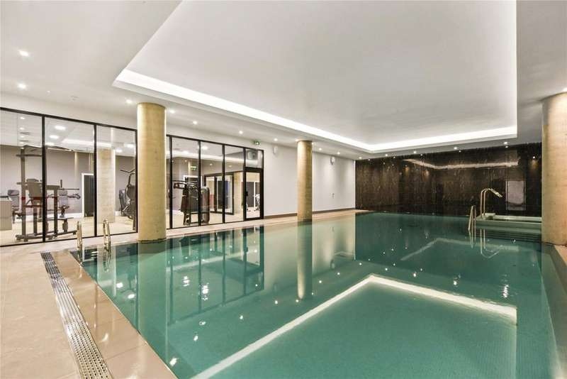 1 Bedroom Flat for sale in The Shoreline, Woodberry Down Estate, London, N4