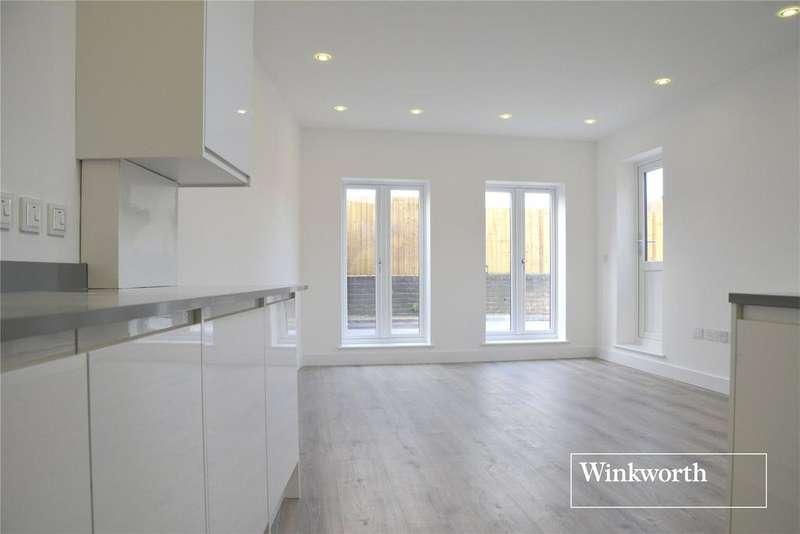 1 Bedroom Flat for sale in Glassbank, 85 High Street, High Barnet, Herts, EN5