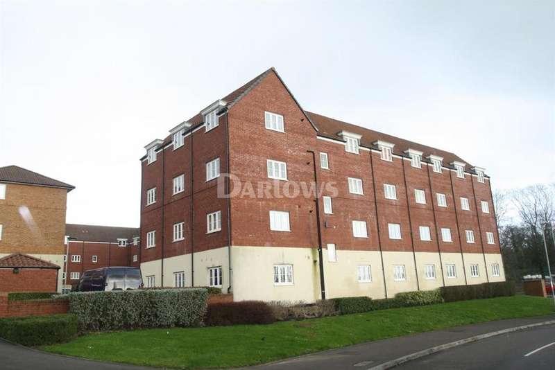 2 Bedrooms Flat for sale in Blaen Bran Close, Cwmbran, NP44