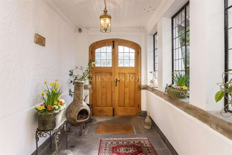 5 Bedrooms Detached House for sale in Fairwater Road, Llandaff, Cardiff